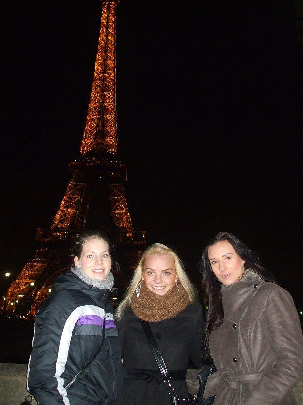 nase modelky v parizi