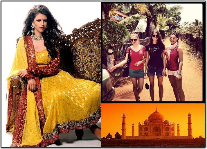 Poďte pracovať do exotickej Indie ako modelka